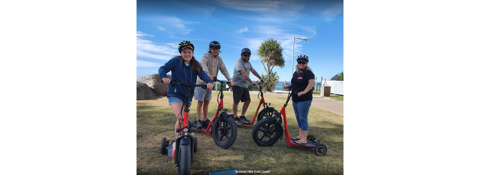Tricycle Hire